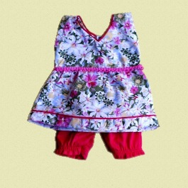 Dress and Bloomers