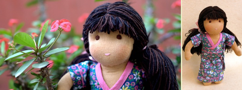 Dolma - Steiner-Inspired Tibetan Friendship Doll
