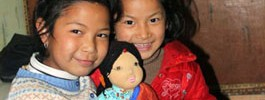 The Gift a Doll Project is Taking Off!