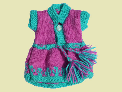 Dress - Knitted Garment