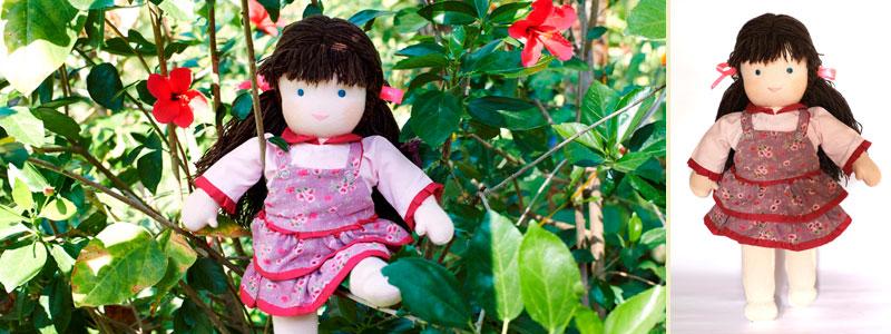 Kelly - Steiner-Inspired Global Friendship Dolls