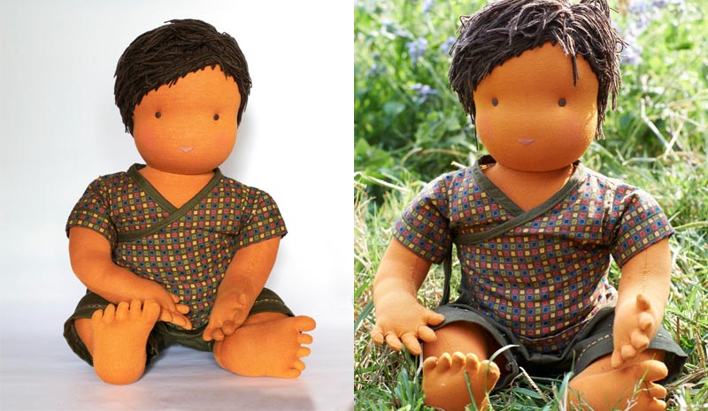 Robby Baby Doll