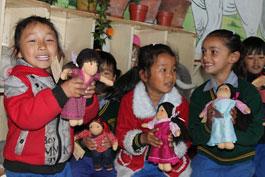 At the TCV kindergarten