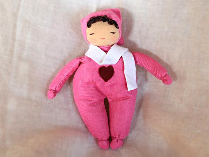 Corduroy Baby Pink