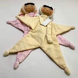 Flannel Star Baby
